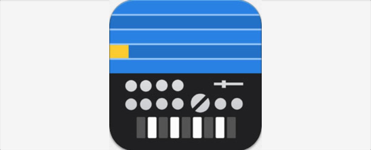 Korg Gadget app logo