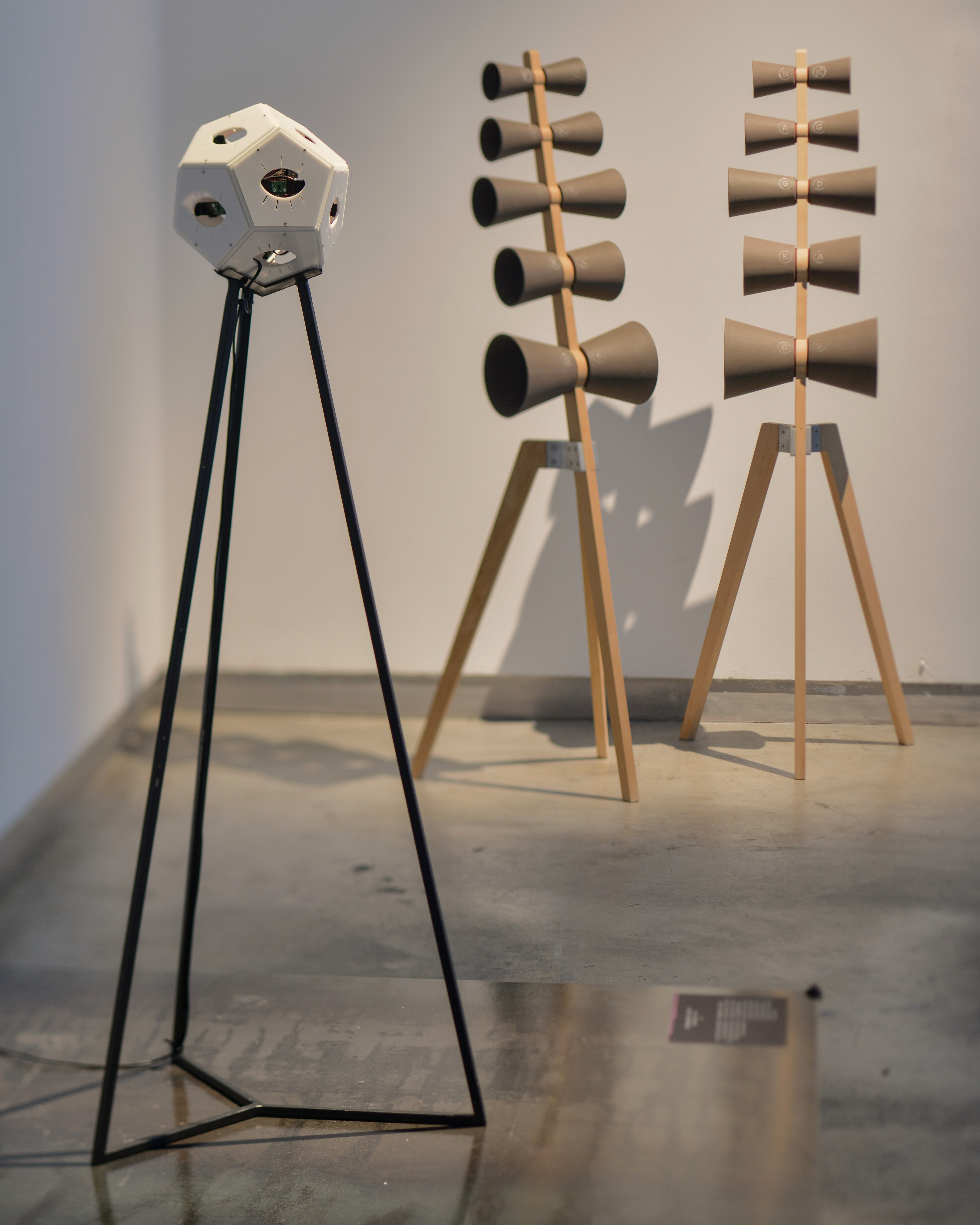 Design museum Holon speakers