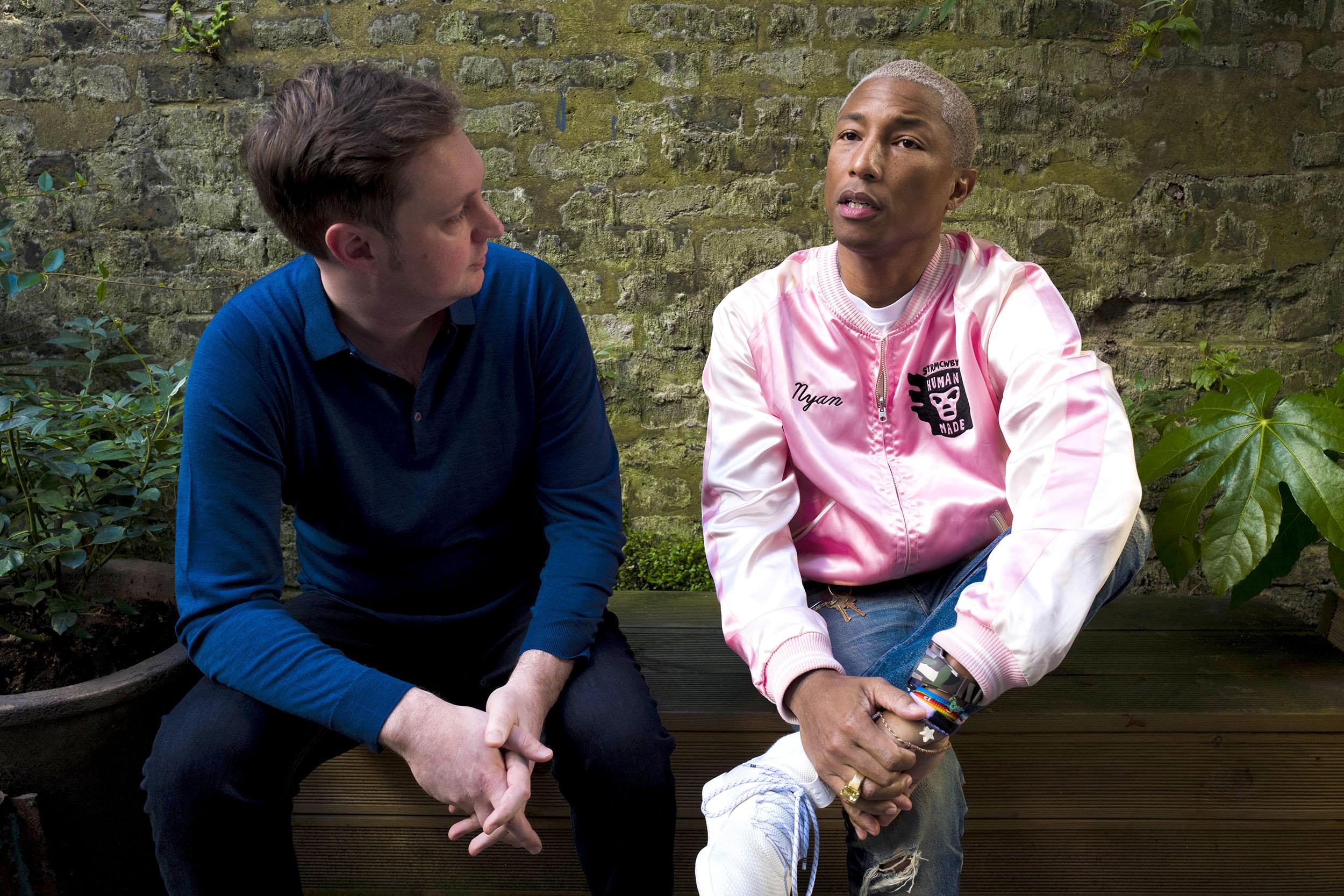 Pharrell CCO image