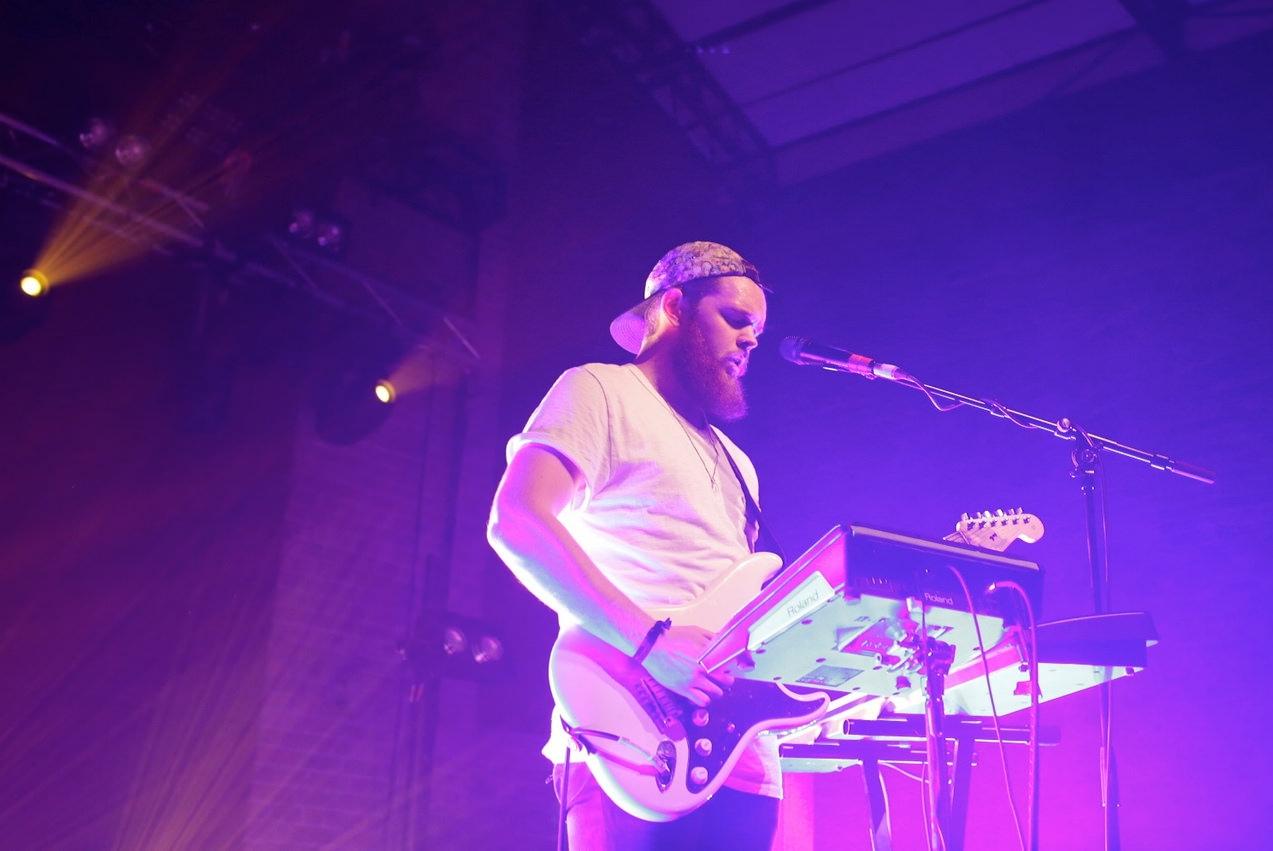 Jack Garratt live
