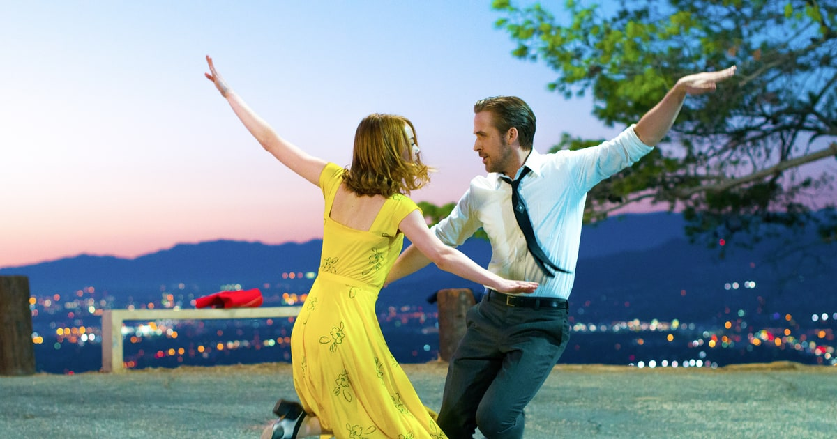 La La Land film hero shot