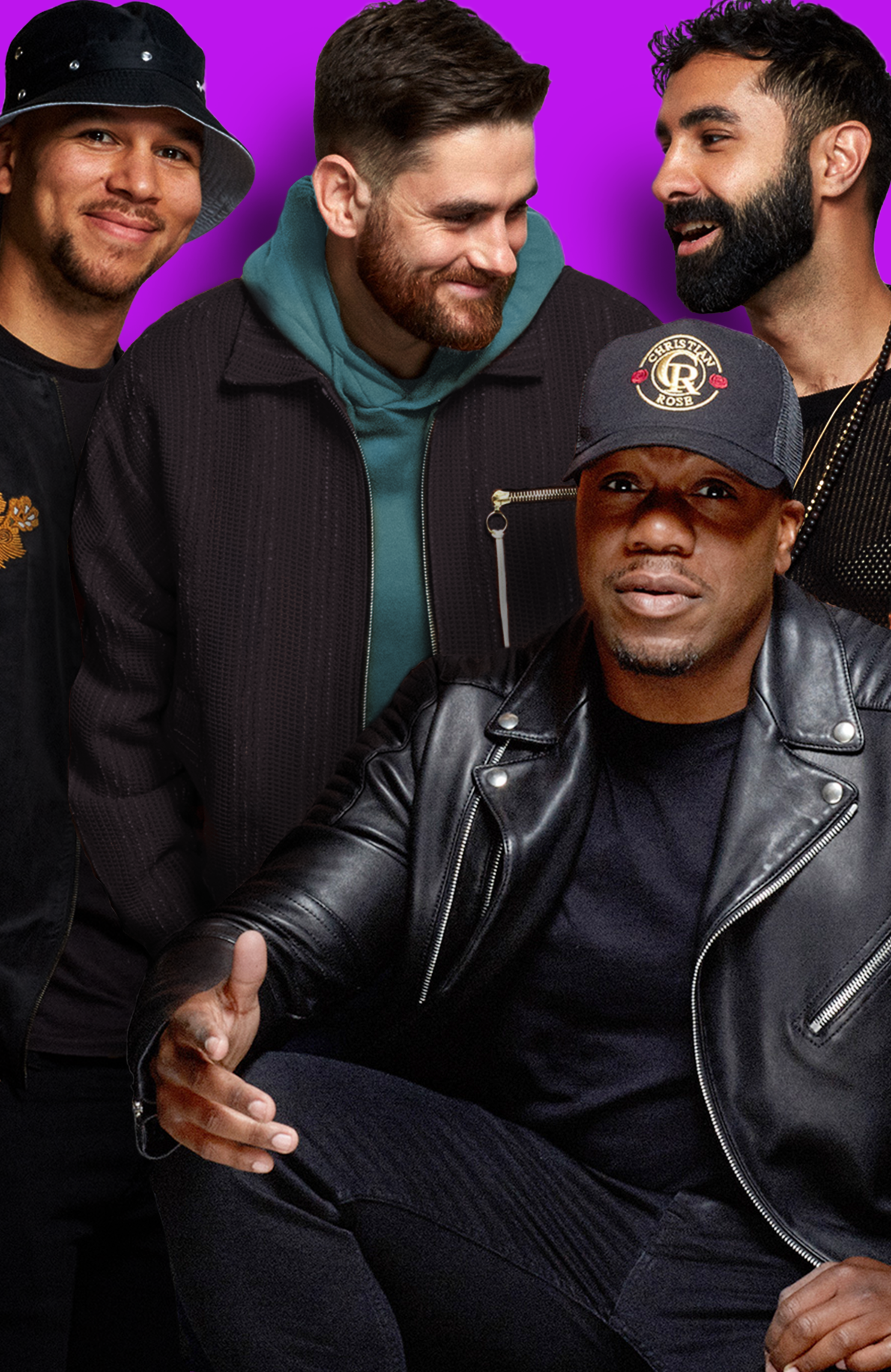 Rudimental portrait soundpack image