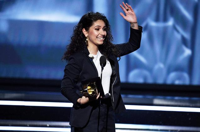 Alessia Cara Grammy