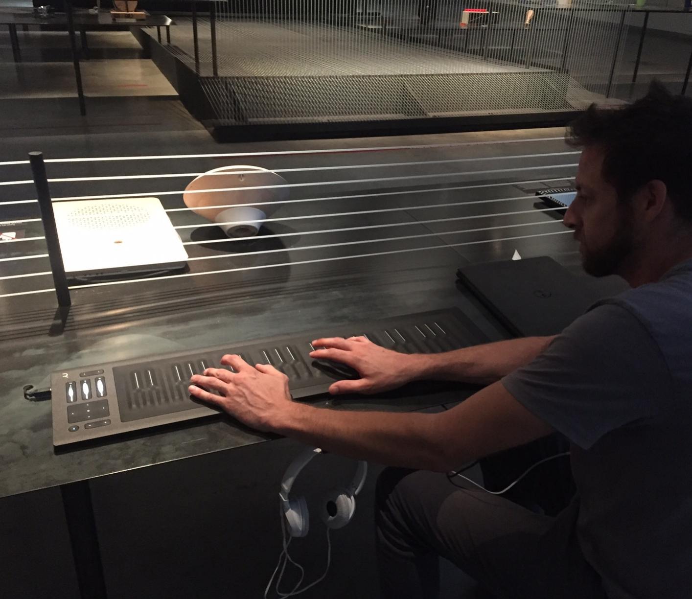 Seaboard RISE 49 in Holon Design Museum