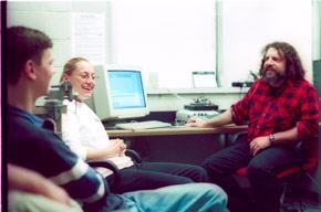 Paul D. Lehrman teaching at Tufts University
