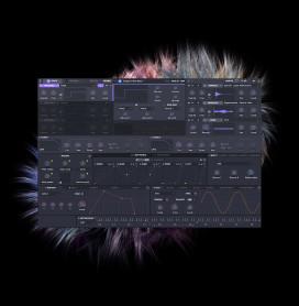 ROLI Equator2 hybrid synth user interface image