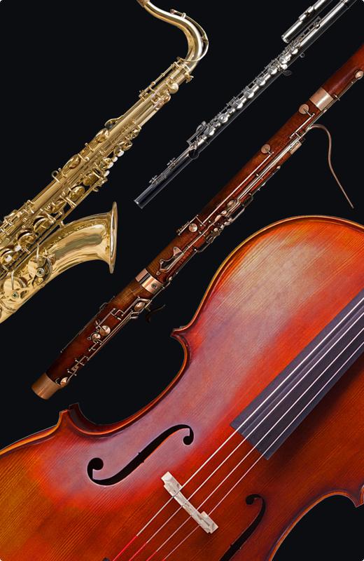 Bass Quartet soundpack art