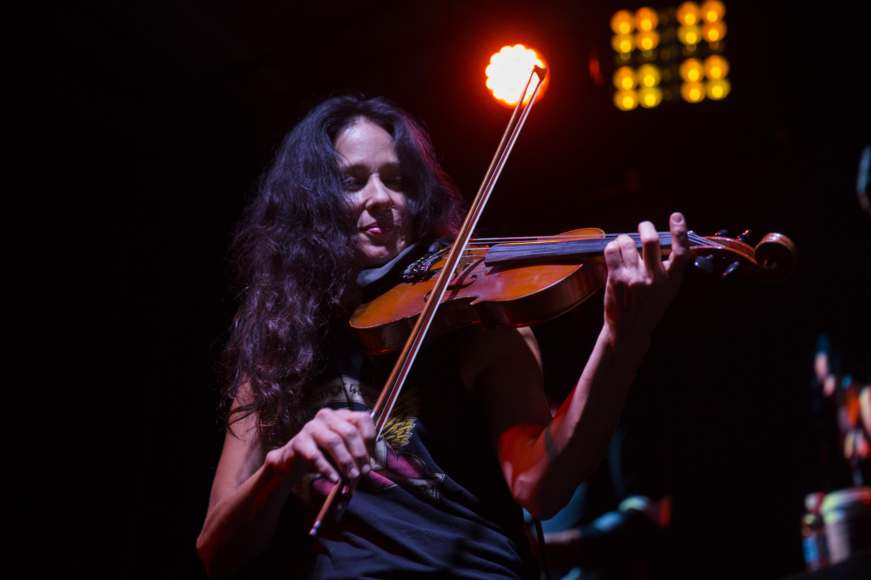 Violin at NAMM 2017