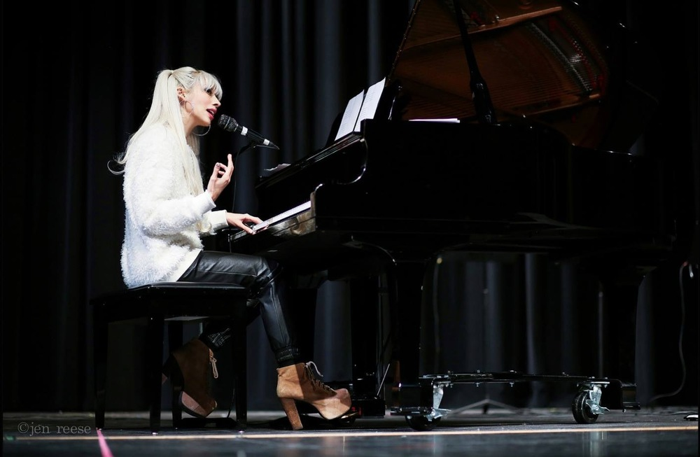Melissa Reese piano